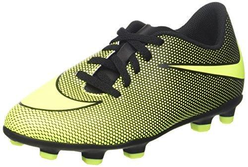 Nike Boy's JR Bravata II FG Soccer Cleats (10 Toddler M, (Nike Costumes Shoes)