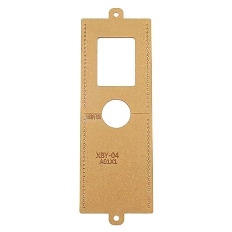Acryl Vorlagen Transparente Acryl Visitenkarte Brieftasche