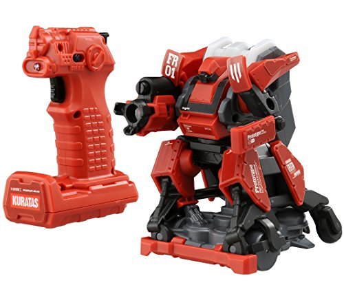 Gagan Gun Human Shape Four-Legged Battle Type -Red Kurastas Model