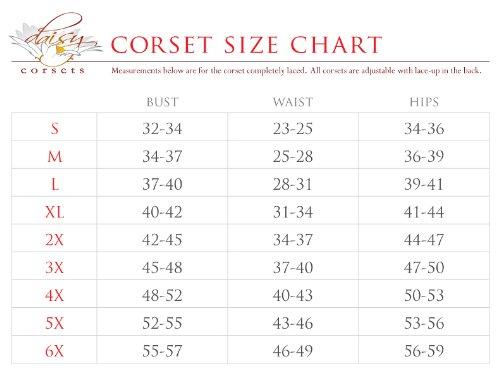 Daisy Corsets Purple Mesh Ruffle Panty W/Bow 3X