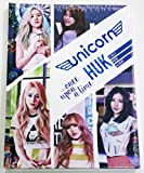 UNICORN - Once Upon A Time (1st Mini Album) CD + Photo Booklet