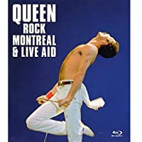 Deals on Queen: Rock Montreal & Live Aid Blu-ray