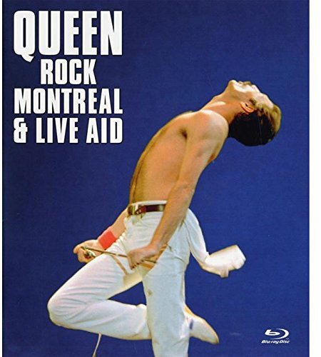 (Queen: Rock Montreal & Live Aid [Blu-ray])