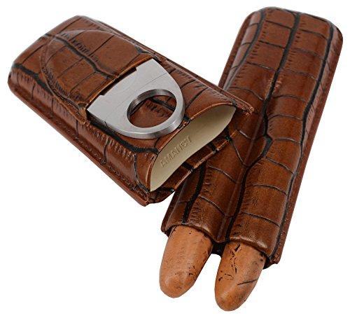 leather cigar cutter - 4
