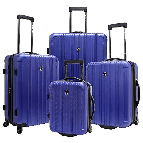 Leather 6 Piece Luggage Set - 3