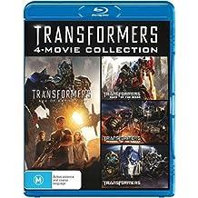 Transformers / Revenge Of Fallen / Dark Of Moon / Age Of Extinction | 4 Discs | NON-USA Format | Region B Import - Australia