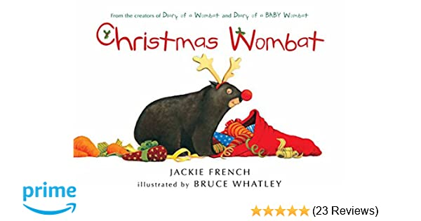 Charity Wombat Christmas Cards