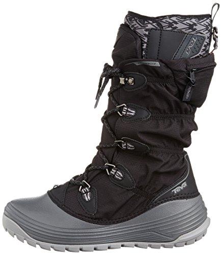 Boot Black Winter 3 Jordanelle Women's Teva 8wCPq6x