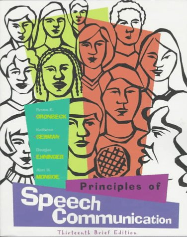 Principles of Speech Communication, Brief Edition