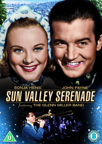 Sun Valley Serenade [ NON-USA FORMAT, PAL, Reg.2 Import - United Kingdom ] (1 Kalamazoo)