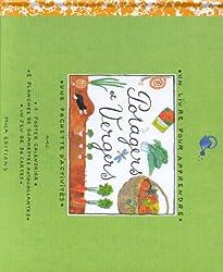 Potagers et vergers (livre jeux)