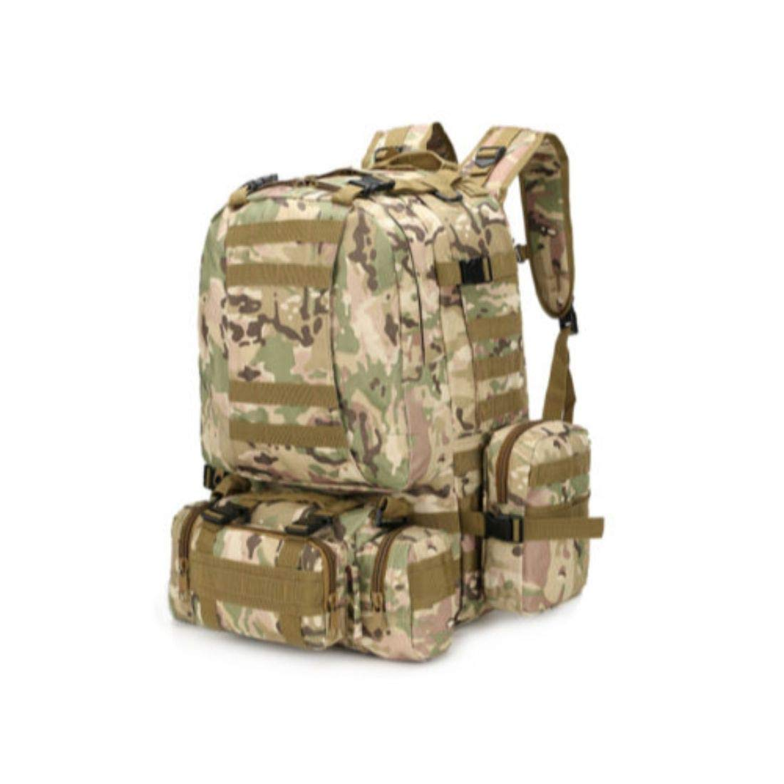 ab7f2e7acb27 Amazon.com : Bright Sun Scorpion W2 OCP Color 55L Molle Outdoor ...