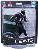 Ray Lewis Baltimore Ravens McFarlane NFL Series 32 CLARKtoys Exclusive Action Figure