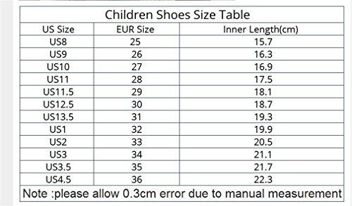 Bébé Lumino Chaussures 2 Slip pour Rose Sandale Anti Girls Blanc Boys Casual Sandales Enfants XqTXH
