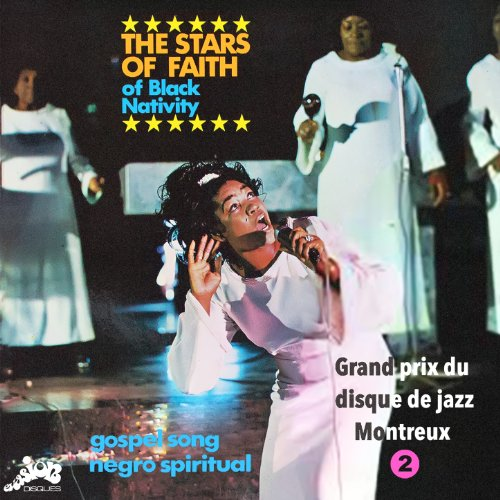 Spiritual Gospel Song Negro, Vol. 2 (Grand Prix du disque de Jazz de Montreux) [Evasion -