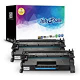 INK E-SALE Replacement for HP CF226X 26X Toner Cartridge for use with LaserJet Pro M402d M402n M402dn M402dw, MFP M426dw M426fdw M426fdn Printer, High Yield(9000 Pages) by INK E-SALE