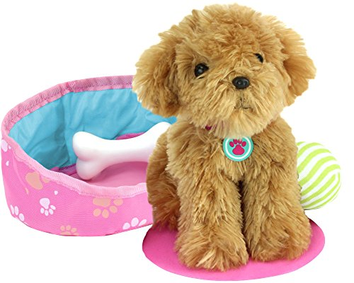 Dog Walker Set w// 3 Pets for American Girl Dolls 18 Inch Doll Clothes
