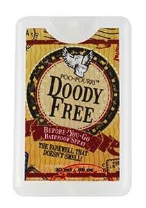 Poo-pourri Doody Free 20ml Pocket Travel Size