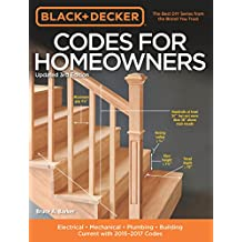 Black & Decker Codes for Homeowners, Updated 3rd Edition (Black & Decker Complete Guide)