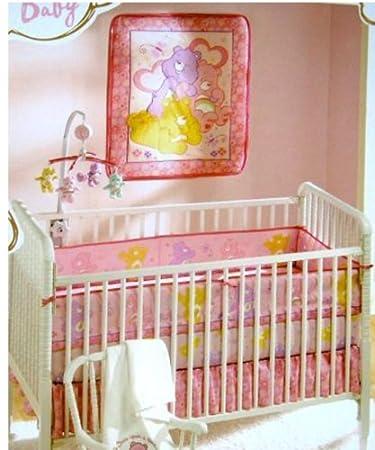 Amazon Com Care Bears Crib Bedding Nursery Set New 2008 Style Baby