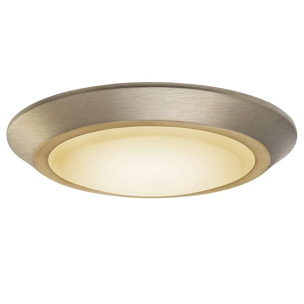 Bronze122K,12 Pack Eurus Home LED Light Fixtures Ceiling Flush