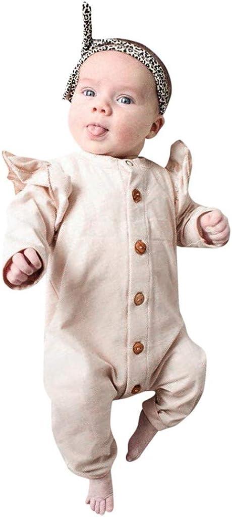 Grenouill/ères Barboteuses Jumpsuit Body Pyjama Tenues 0-3 Mois Gar/çons Filles Pyjamas Ensembles Fille Gar/çon Manteau /à Capuche Ensembles B/éb/é WINJIN Nouveau n/ée Combinaison Ensemble