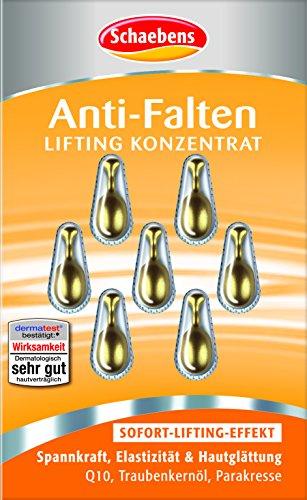 Schaebens Anti-Falten Konzentrat, 6er Pack (6 x 7 Stück)