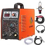 Plasma Cutter CUT50D 110V 220V Dual Voltage MOS Inverter Welder 45A Air Gas Cutting