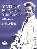 Symphony No. 2, Op. 16, Carl Nielsen, 0486418979