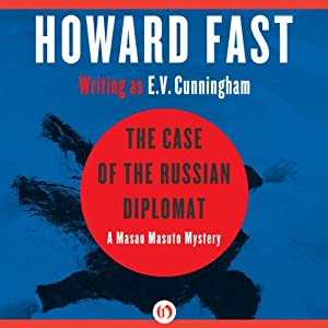 The Case of the Russian Diplomat Audiobook