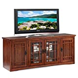 """Leick Mission 60"""" TV Stand"""