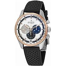 Zenith Chronomaster El Primero Chronograph Automatic Silver Dial Mens Watch 51.2080.400/69.R576