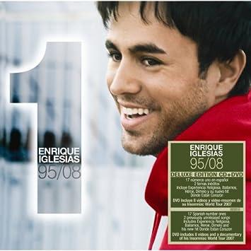 Enrique Iglesias 9508 Cddvd Amazon Music