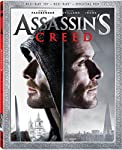 Cover Image for 'Assassin's Creed [Blu-ray 3D + Blu-ray + Digital HD]'