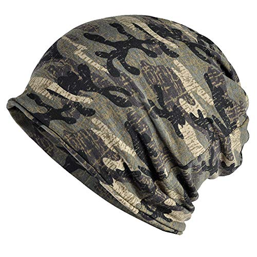 - CAMOLAND Winter Slouchy Beanie Hat Camouflage Fleece Lined Camo Outdoor Sports Baggy Unisex