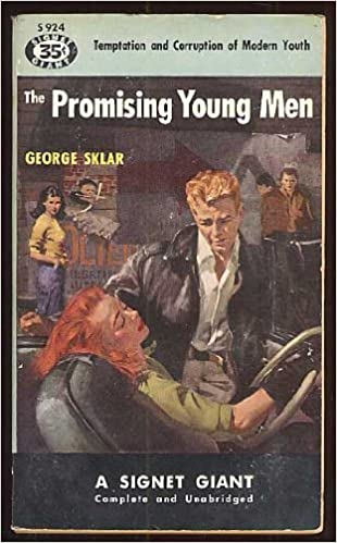 The Promising Young Men Sklar George Amazon Com Books