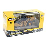 HuiNa 1/50 Scale Diecast Metal Road Roller Truck