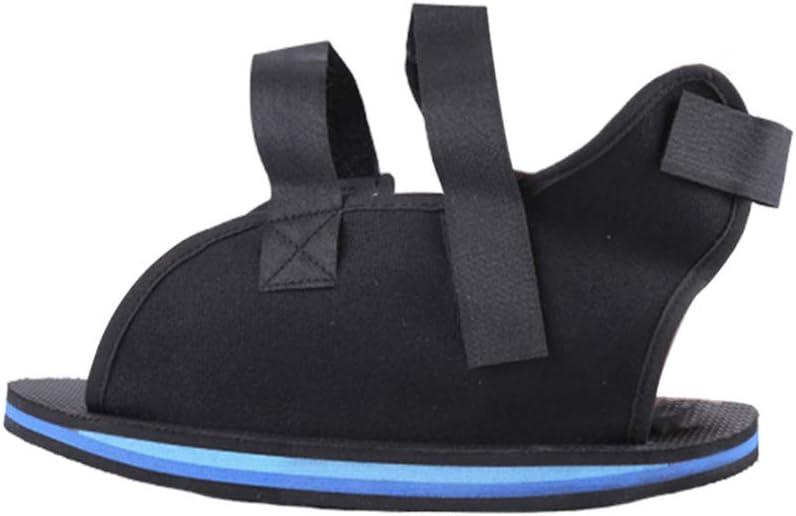 EXCEART Postoperatorio Zapato Médico Ajustable para Caminar Después de La Lesión Pie Quirúrgico Dedo Del Pie Molde Ortopédico Soporte Ortopédico para Fractura de Hueso Roto Xl