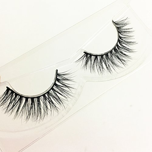 Miss-Kiss-3D-Mink-Fur-Eyelashes-Hand-made-False-Stirp-Reusable-Lashes-100-Siberian-Fake-Eye-Lash-For-Makeup-1-Pair-Package