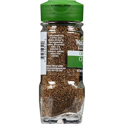 McCormick Gourmet Organic Celery Seed, 1.62 oz by McCormick (Image #2)