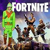 Epic Games Fortnite Mens Rex Onesie Costume