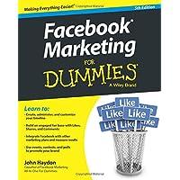Facebook Marketing FD, 5e (For Dummies Series)