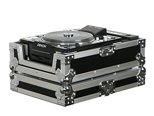 Odyssey FZCDJ Flight Zone Ata Case For A Single Large Format Cd ()