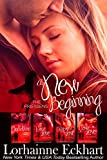 The Friessens: A New Beginning The Collection (The Friessen Legacy Book 2)