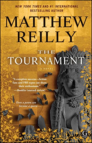 The Tournament by Gallery Books