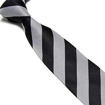 Zjuki Corbata Corbata de la Escuela de Las Rayas Corbatas Corbata ...