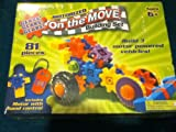 Learning Resources Gears Gears Gears on The Move Building Set