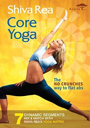 Core Yoga [DVD] [Region 1] [US Import] [NTSC]: Amazon.es ...