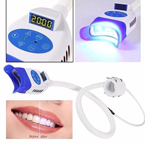 BoNew-Oral Dental 30W Cold cool Light LED Lamp Teeth Whitening Bleaching for dental chair YS-TW-D by BoNew