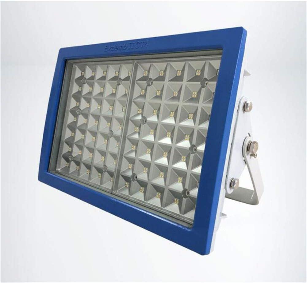 H-XH Foco Proyector LED,Almacén Planta Química Foco Gasolinera Iluminación De Emergencia Lámpara De Explosión (Tamaño : 50W): Amazon.es: Hogar